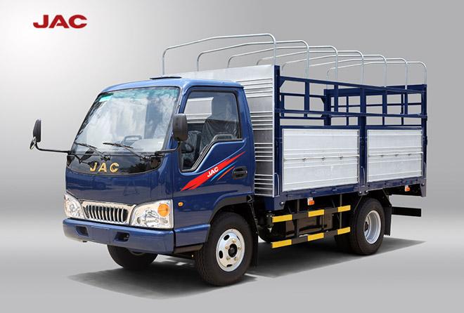 Giá xe tải Jac cập nhật mới nhất - 1