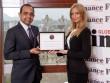 Prudential Finance được công nhận là công ty tài chính tốt nhất về dịch...