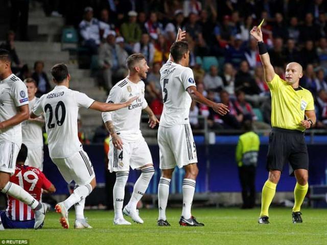 """Rực lửa derby Madrid: """"Quái kiệt"""" Ramos đầu hàng """"Quái thú"""" Costa"""