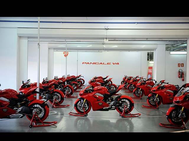 Ducati Panigale và Hypermotard 2018 bị thu hồi do lỗi phanh Brembo