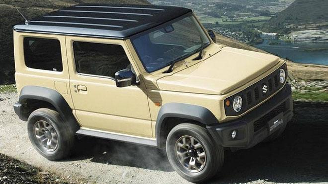 Suzuki Jimmy độ Liberty Walk: Ngày càng giống Mercedes-Benz G-Class - 1