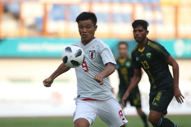 Bóng đá ASIAD U23 Nhật Bản - U23 Pakistan: 10 phút 3 đòn kết liễu - 1