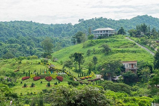 Thái Lan: Những ngôi làng cổ tích là có thật - 1
