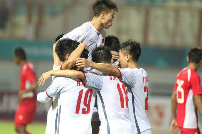 U23 Việt Nam đá penalty tranh ngôi đầu với Nhật Bản: Kịch bản lạ ngày 19/8 - 1