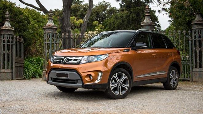 Giá xe Suzuki cập nhật tháng 9/2018: Suzuki Vitara nhập khẩu giá từ 779 triệu đồng - 1
