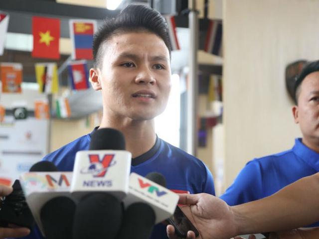 """U23 Việt Nam: Quang Hải có """"ngán"""" tái đấu SAO Nhật Bản từng thua 0-3?"""