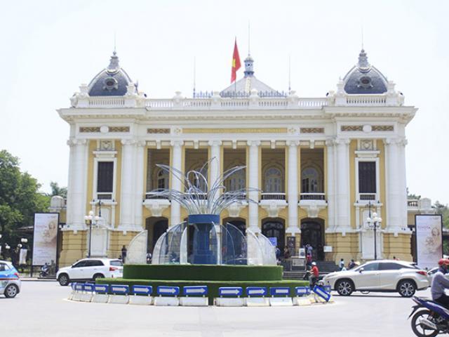 Những công trình kiến trúc Pháp cổ tuyệt đẹp tại Hà Nội