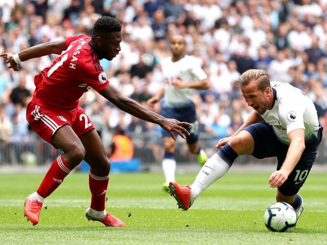 Tottenham - Fulham: 3 phút 2 bàn, ngôi sao kết liễu