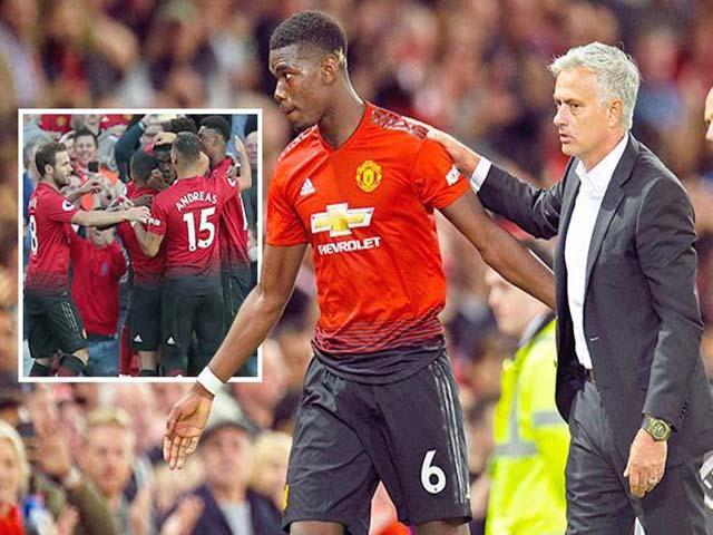 Bí mật ngày cuối chuyển nhượng: Mourinho ngăn Pogba đến Barca 150 triệu euro