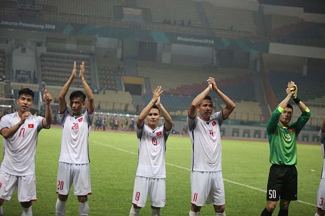 Chấn động ASIAD: U23 Việt Nam, U23 Malaysia và giấc mơ hóa rồng châu Á - 1