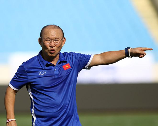 U23 Việt Nam đấu Nhật Bản: Thầy Park khen đối thủ đáng gờm, tập penalty - 1