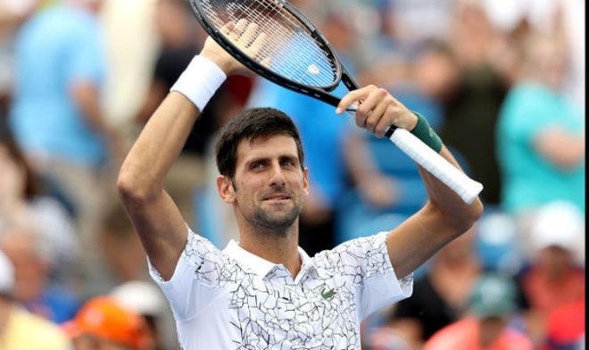 Djokovic - Raonic: Kịch chiến 152 phút, chiến quả xứng đáng (Tứ kết Cincinnati) - 1