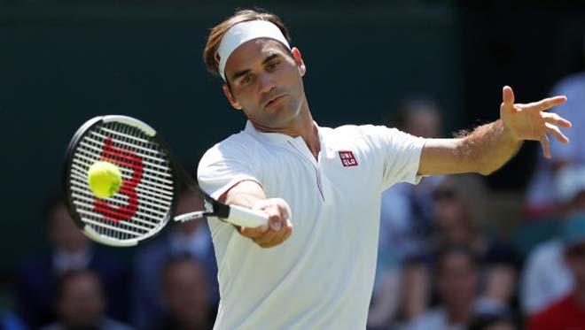 Federer - Mayer: Tie-break nghẹt thở, chiến thắng khó cưỡng - 1