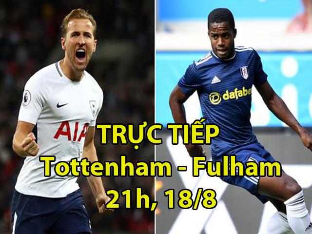 TRỰC TIẾP bóng đá Tottenham - Fulham: Pochettino sẵn sàng đến MU