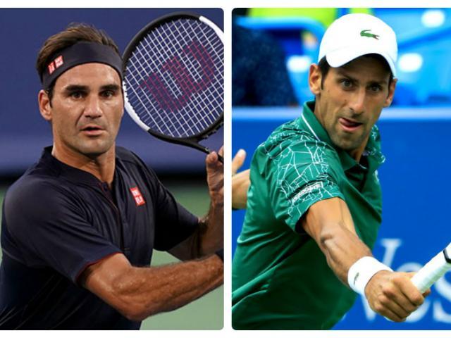 Chung kết Cincinnati Masters: Vương miện thứ 8 cho Federer hay Djokovic phá dớp?