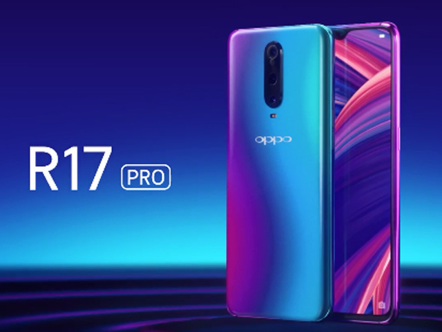 Oppo R17 Pro khoe video có 3 camera, đe dọa Galaxy Note 9