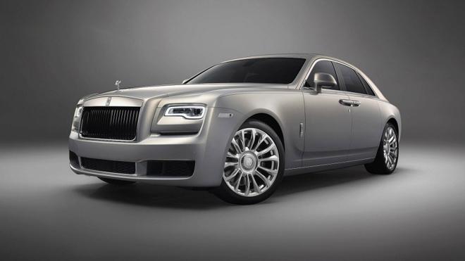 """Rolls-Royce ra mắt bản kỷ niệm """"Silver Ghost"""" giới hạn 35 chiếc trên toàn cầu - 1"""