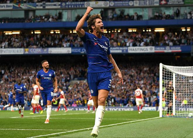 Chelsea - Arsenal: Rực lửa 5 bàn siêu mãn nhãn - 1