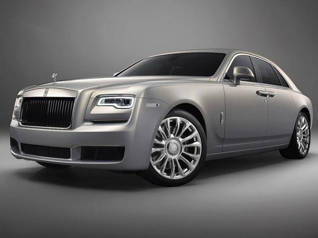 """Rolls-Royce ra mắt bản kỷ niệm """"Silver Ghost"""" giới hạn 35 chiếc trên toàn cầu"""