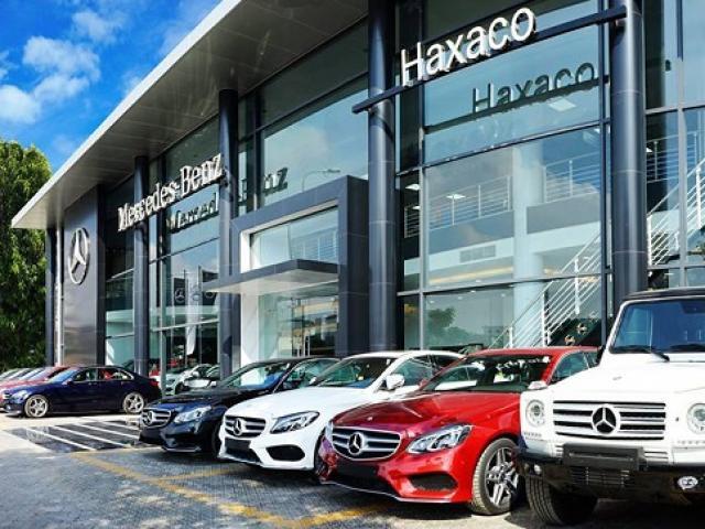 """Bán kỷ lục cả ngàn xe Mercedes, đại gia vẫn """"bay"""" trăm tỷ đồng vốn hóa"""