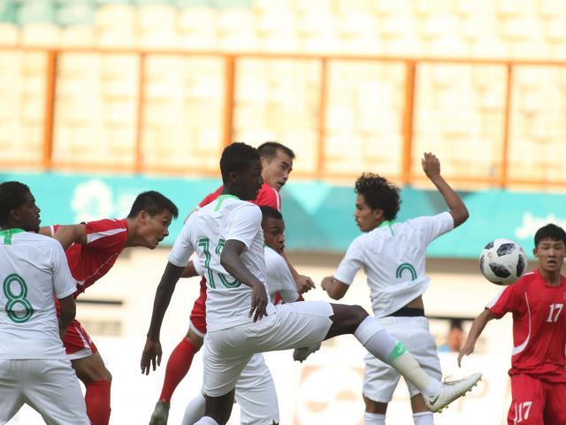 Trực tiếp U23 Triều Tiên - U23 Saudi Arabia: 2 bàn dẫn trước thong dong