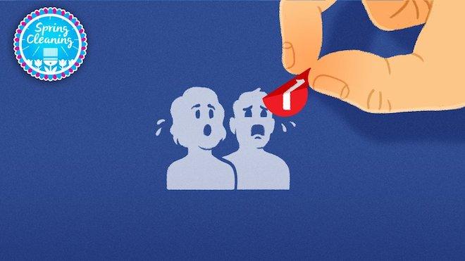 Vì sao bạn cảm thấy tội lỗi khi unfriend Facebook? - 1