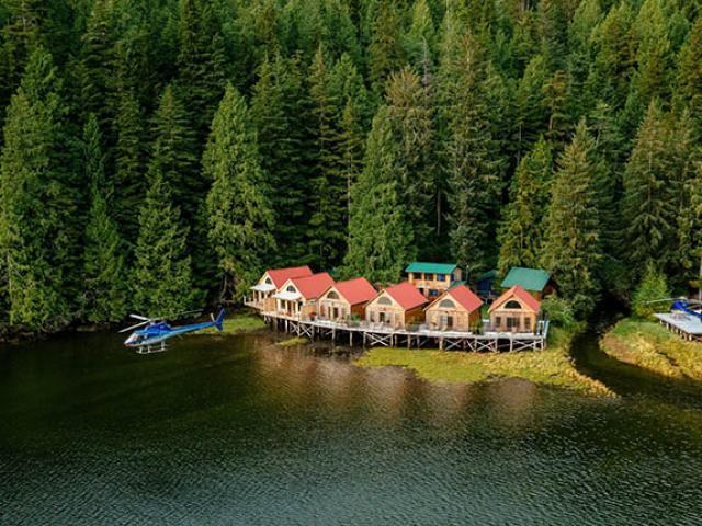 Khám phá Nimmo Bay - khu nghỉ dưỡng sang trọng bậc nhất trên thế giới