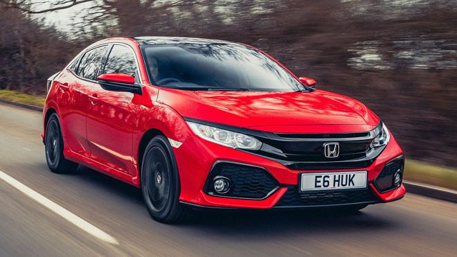 Giá xe Honda Civic cập nhật tháng 9/2018: Phiên bản 1.8L giá đề xuất từ 763 triệu đồng - 1