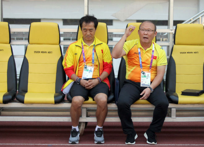 Park Hang Seo takes U23 Vietnam & # 34; ASIAD: I am not a witch - 1