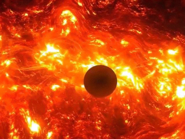 Thảm họa khi Trái Đất va vào Mặt Trời sẽ tồi tệ đến mức nào?