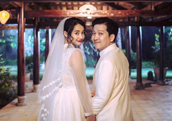 Trọn bộ ảnh áo cưới của Nhã Phương, tấm nào cũng đẹp