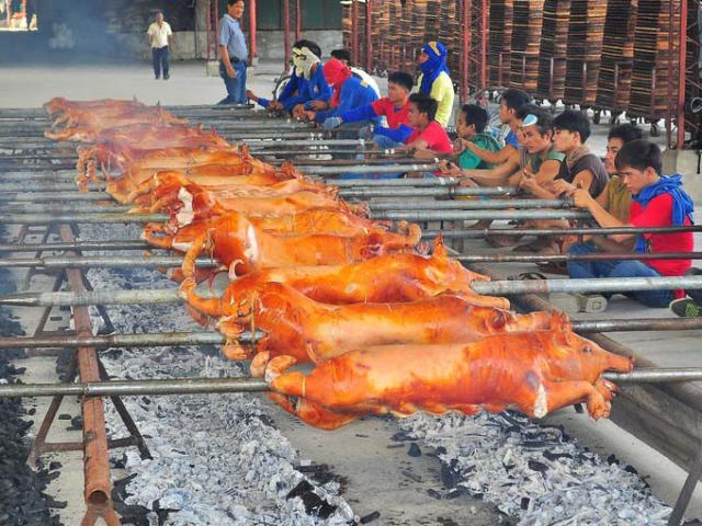 Nuốt nước miếng ừng ực vì những món ăn Philippines quá xuất sắc này