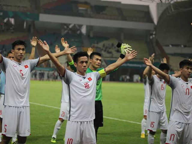 U23 Vietnam wants to finalize ASIAD: which teams should win?