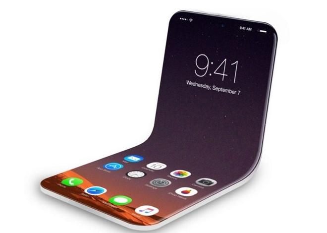 iPhone màn hình uốn cong sắp ra mắt, Apple sẵn sàng đối đầu Samsung - 1