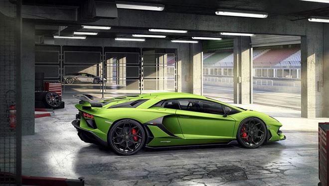 Lamborghini xác nhận ra mắt biến thể Aventador SVJ Roadster - 3