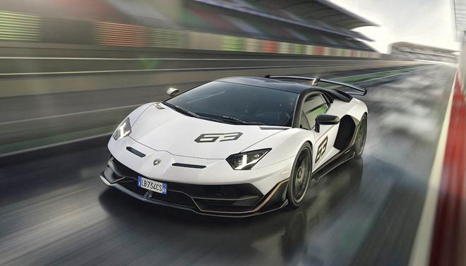 Lamborghini xác nhận ra mắt biến thể Aventador SVJ Roadster - 7