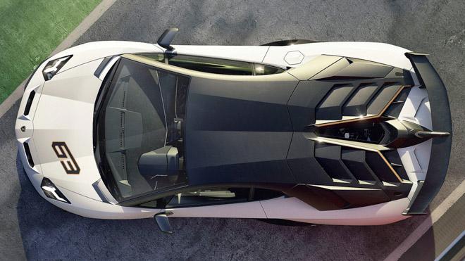 Lamborghini xác nhận ra mắt biến thể Aventador SVJ Roadster - 9