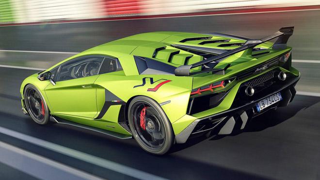 Lamborghini xác nhận ra mắt biến thể Aventador SVJ Roadster - 4