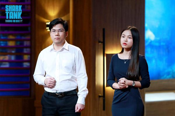 """Nguyện """"đi cùng suốt đời"""", Shark Phú vẫn bị vợ chồng startup từ chối đề nghị đầu tư - 1"""
