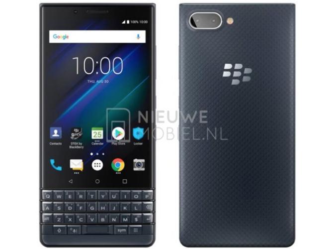 """Fan """"Dâu Đen"""" cùng đếm ngược để chờ sự xuất hiện của BlackBerry Key2 LE - 1"""