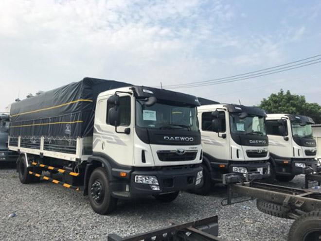 Giá xe tải Daewoo cập nhật tháng 8/2018 - 1