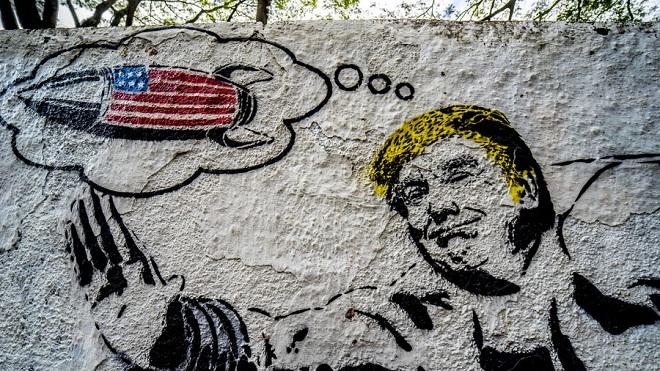"""Triều Tiên tố Mỹ """"hai mặt"""", """"ngầm lên kế hoạch chiến tranh"""" - 1"""