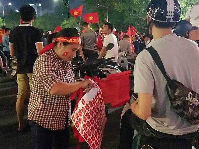 U23 Việt Nam vào bán kết ASIAD, người ch'ùmết tến triệu sau vài chục phút bán cờ