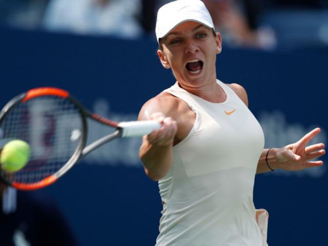 """Cập nhật US Open ngày 1: Halep nhận cú sốc, Murray """"phục sinh"""" ấn tượng"""