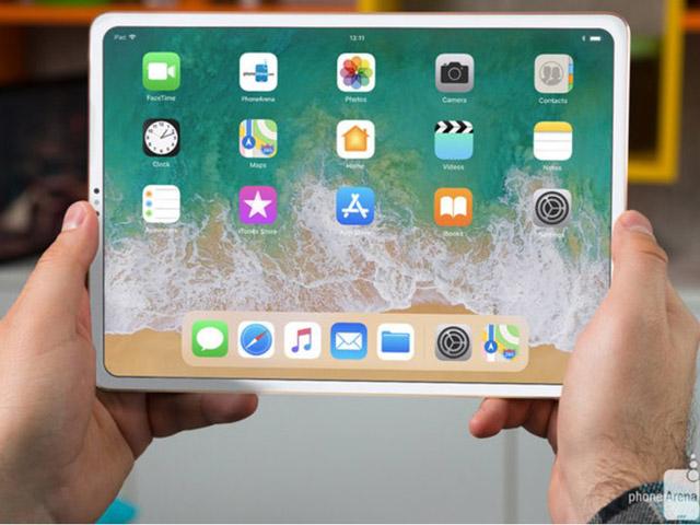 Apple Watch sẽ lớn hơn và iPad Pro sẽ hỗ trợ giao diện cử chỉ