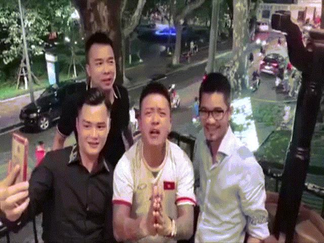 Lý do khiến Tuấn Hưng xin được vái lậy HLV Park Hang Seo