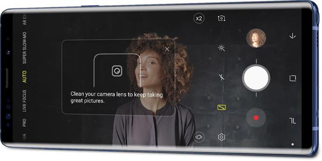 Tính năng Flaw Detection trên Galaxy Note 9 nhắc người dùng chụp ảnh đẹp nhất - 1