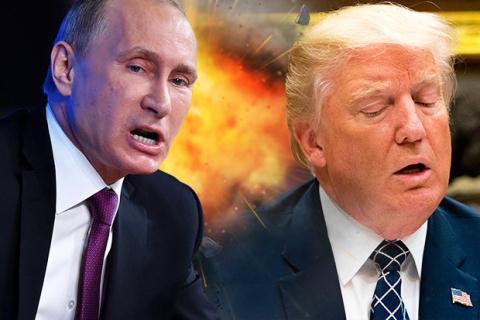 Điện Kremlin cảnh báo đòn trả đũa đau đớn Putin nhắm vào Mỹ - 1
