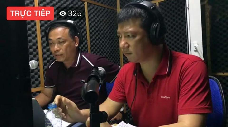 20 năm gắn bó của cặp đôi BLV Quang Huy, Quang Tùng dẫn ASIAD 2018 - 1