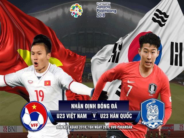 U23 Việt Nam - U23 Hàn Quốc: So tài siêu sao, tái lập siêu kì tích